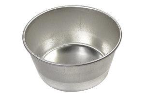 Moule à muffin Gobel fer blanc - Diamètre 7cm