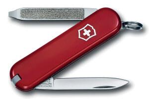Couteau suisse Victorinox Escort rouge 58mm 6 fonctions
