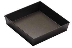 Moule à manqué carré Gobel anti-adhérent 24x24cm