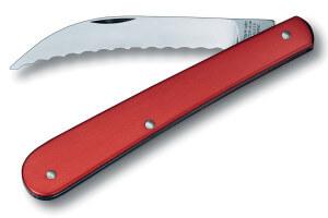 Couteau suisse Victorinox Baker's Knife rouge 91mm lame de boulanger