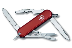 Couteau suisse Victorinox Manager rouge 58mm 11 fonctions