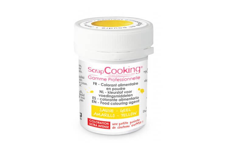 Colorant alimentaire en poudre Scrapcooking 5g