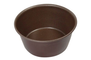 Boîte 6 moules à muffins Gobel anti-adhérent