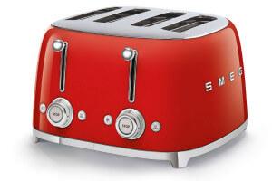 Toaster Smeg 4 tranches années 50