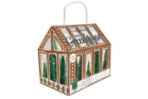 Kit pâtisserie maison pain d'épice 3D Scrapcooking Gingerbread Greenhouse 8 pièces