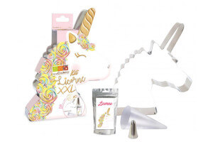 Kit pâtisserie Scrapcooking - Licorne XXL