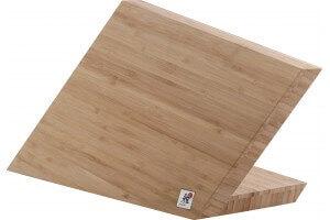Bloc couteaux magnétique Design Miyabi en bambou reconditionné