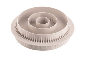 Moule silicone 3D Silikomart Multi-insert rond