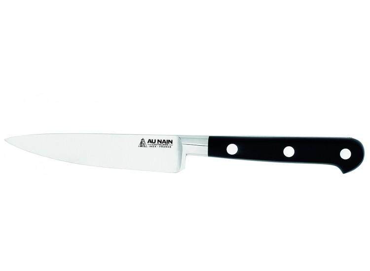 """Couteau d'office Au Nain lame 10cm """"forgé idéal"""""""
