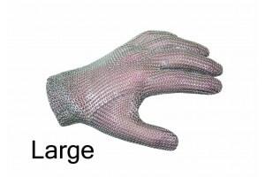 Gant de protection cotte de mailles inox ambidextre WILCO Taille L