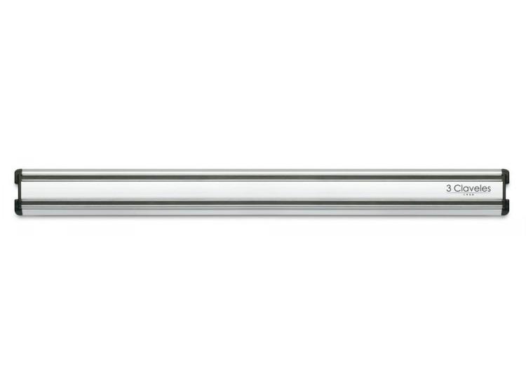 Barre aimantée aluminium 45cm 3 Claveles garantie à vie