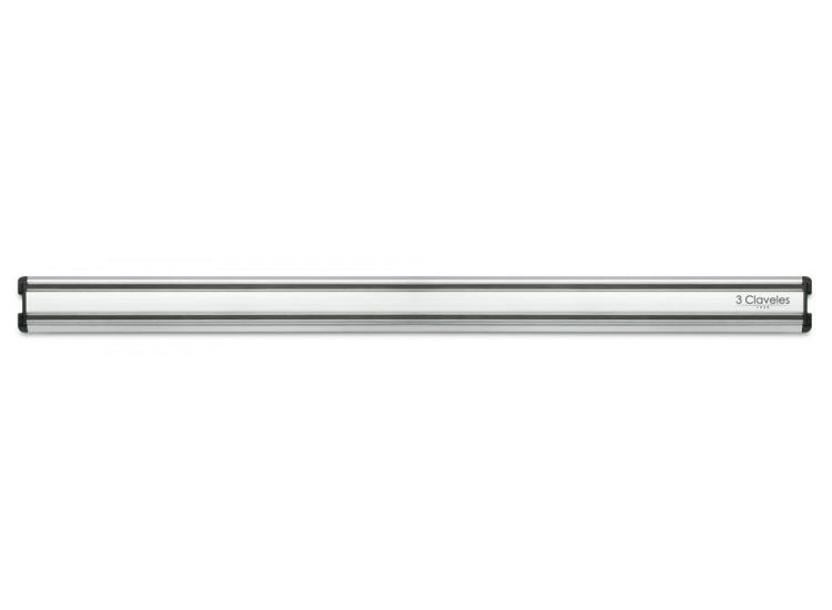 Barre aimantée aluminium 60cm 3 Claveles garantie à vie