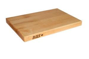 Planche à découper Boos Blocks ProChef double-face en bois d'érable 46x31x4cm