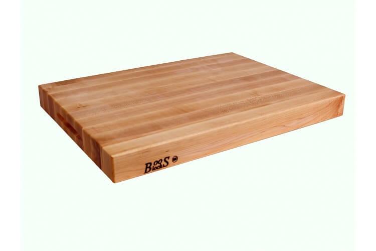 Planche à découper épaisse Boos Blocks ProChef double-face en bois d'érable 61x46x6cm