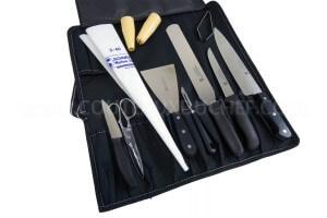 Malette 11 couteaux et accessoires Martinez & Gascon