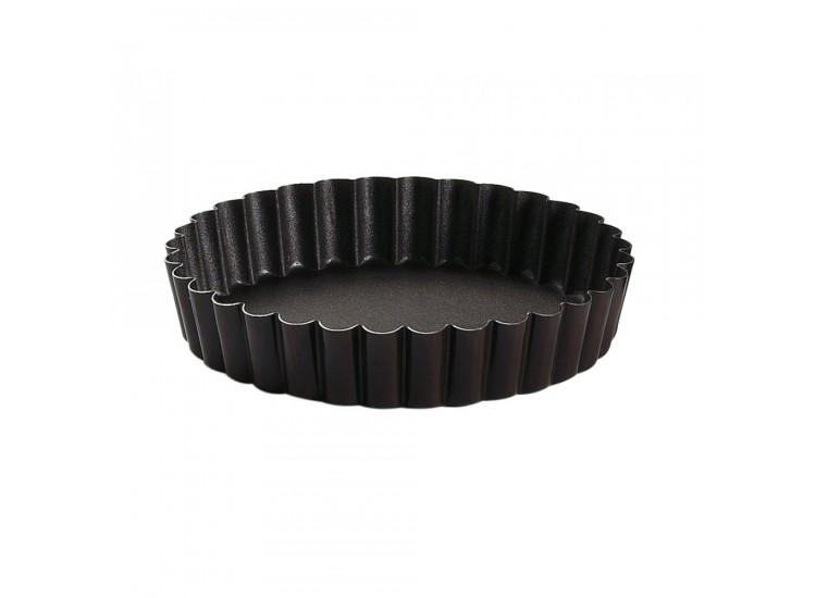 Moule à gateaux Gobel rond cannelé diamètre 10 cm