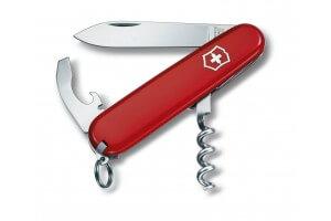 Couteau suisse Victorinox Waiter rouge 84mm 9 fonctions