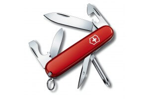 Couteau suisse Victorinox Tinker Small rouge 84mm 12 fonctions