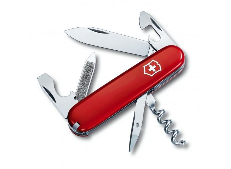 Couteau suisse Victorinox 8 pièces Sportsman Manche 84mm