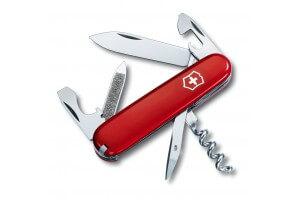 Couteau suisse Victorinox Sportsman rouge 84mm 12 fonctions