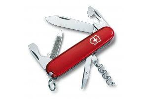 Couteau suisse Victorinox Sportsman 2 rouge 84mm 13 fonctions