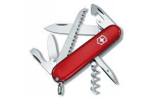 Couteau suisse Victorinox Camper rouge 91mm 13 fonctions