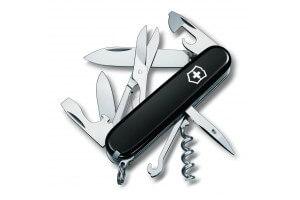 Couteau suisse Victorinox Climber noir 91mm 14 fonctions