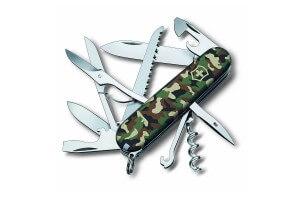 Couteau suisse Victorinox Huntsman camouflage 91mm 15 fonctions
