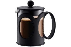 Cafetière Bodum Kenya à piston avec filtre inox - 0.50L 4 tasses