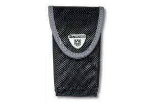 Etui nylon noir Victorinox pour couteaux suisses 9,1cm - 15 à 23 pièces
