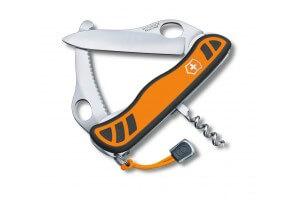 Couteau suisse Victorinox Hunter XS orange et noir 111mm 5 fonctions