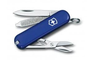 Couteau suisse Victorinox 5 pièces Classic bleu