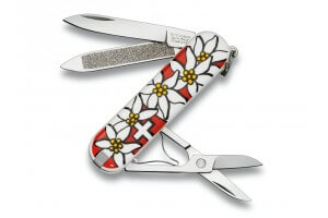 Couteau suisse Victorinox Classic Edelweiss 58mm 7 fonctions