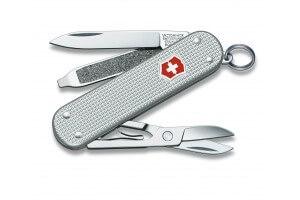Couteau suisse Victorinox 3 pièces Classic Alox Silver