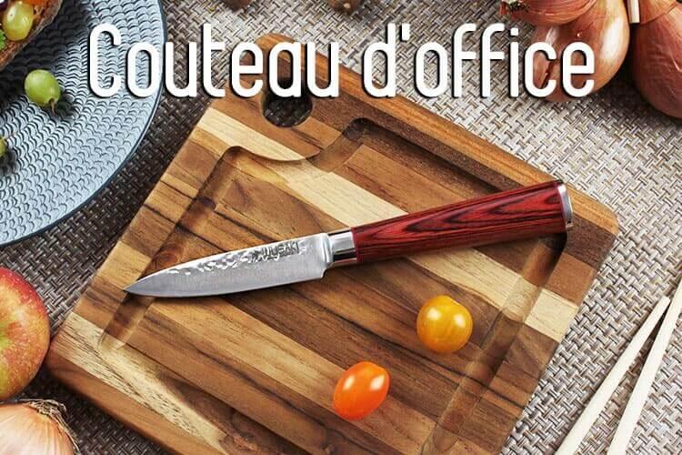 Savoir utiliser son couteau d'office