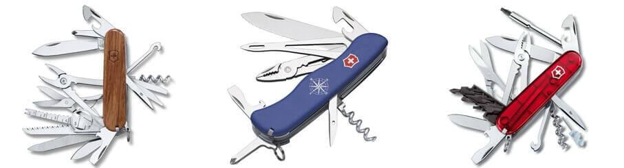 Découvrez nos conseils pour bien choisir son couteau suisse et adoptez votre nouveau couteau de survie grâce à l'équipe de Couteauxduchef.com