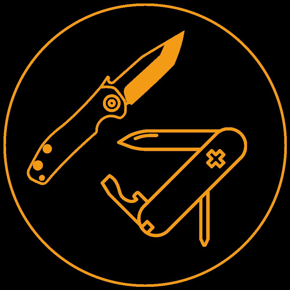 Conseils couteaux pliants et couteaux suisses