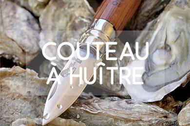 Optez pour un couteau à huitres!
