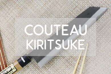 Optez pour un couteau japonais kiritsuke !