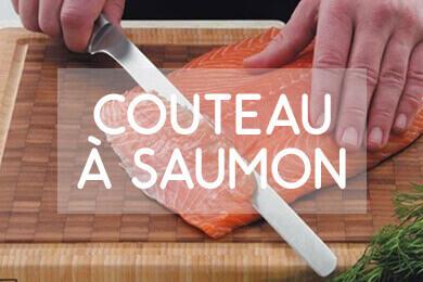 Optez pour un couteau à saumon !
