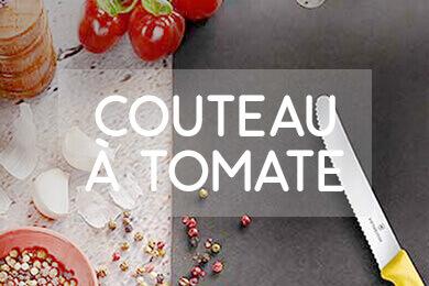 Le choix de couteaux à tomate !