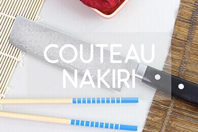 Optez pour un couteau nakiri !