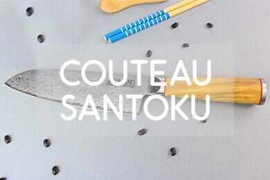Optez pour un couteau santoku !