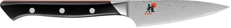 La gamme 600d de Miyabi vous propose des couteaux de qualité avec 65 couches d'acier.