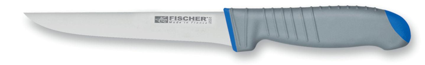 Les couteaux Sandvik de la marque Bargoin possèdent une dureté comprise entre 56 et 57 HRC. C'est une dureté commune qui confère un tranchant de qualité.
