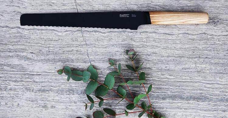 Un couteau épuré dans votre cuisine