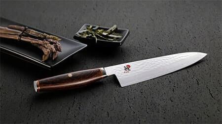 Le couteau Miyabi 6000MCT dans votre cuisine