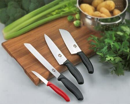 Les couteaux Victorinox SwissClassic au top de la qualité !