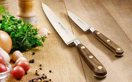Un couteau élégant et durable