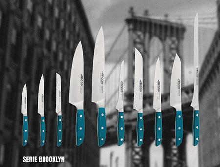 Les couteaux Brooklyn